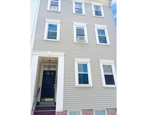 Townhome / Condominium for Rent at 263 Bolton 263 Bolton Boston, Massachusetts 02127 United States