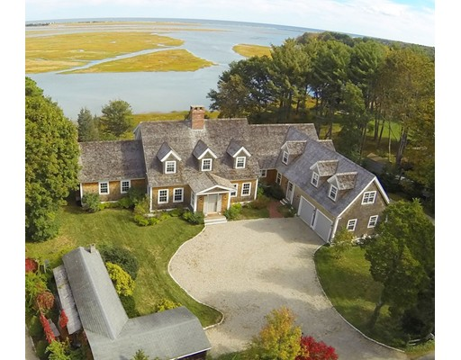 Single Family Home for Sale at 69 Abrams Hill Road Duxbury, Massachusetts 02332 United States