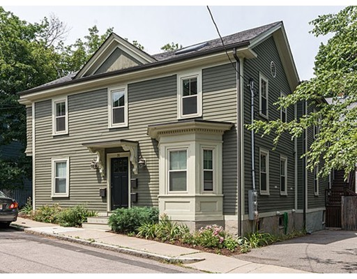 Condominium for Sale at 31 Jamaica Street Boston, Massachusetts 02130 United States