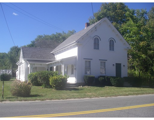 Maison unifamiliale pour l Vente à 2106 Williams Street 2106 Williams Street Dighton, Massachusetts 02715 États-Unis