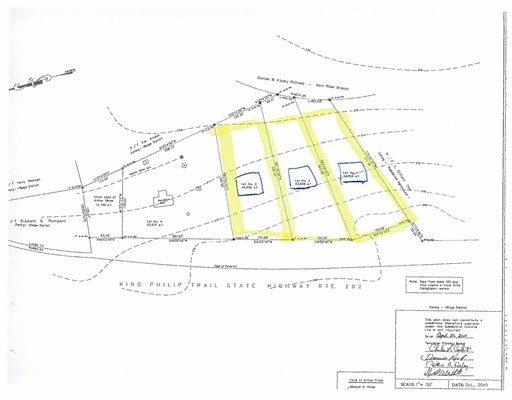 Terreno por un Venta en King Phillip Trail, Lot 3 Templeton, Massachusetts 01468 Estados Unidos