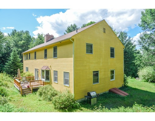 Single Family Home for Sale at 225 Thayer Hill Road Worthington, Massachusetts 01098 United States