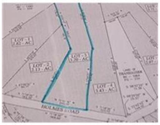 William Holmes Road L:3, Becket, MA 01223