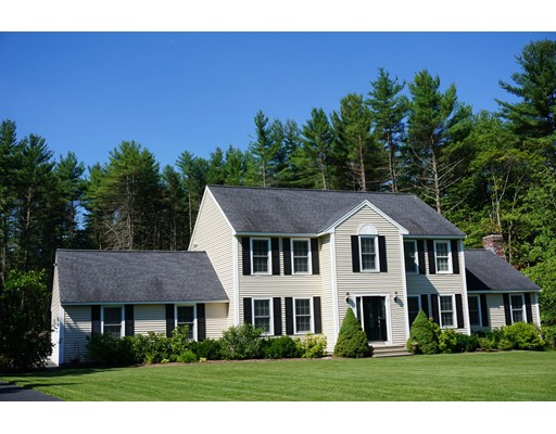 Single Family Home for Sale at 12 Swallow Drive Hollis, New Hampshire 03049 United States