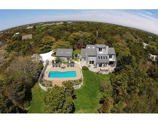 Single Family Home for Sale at 15 Katama Drive Edgartown, Massachusetts 02539 United States