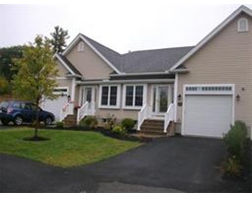 Condominio por un Venta en 7 Madison Way 7 Madison Way Hubbardston, Massachusetts 01452 Estados Unidos