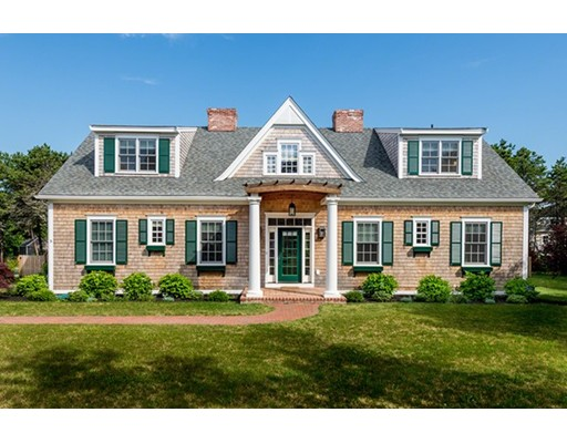 Single Family Home for Sale at 5 Crafts Field Way Edgartown, Massachusetts 02539 United States