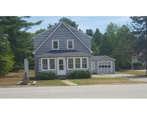 Casa Unifamiliar por un Venta en 181 Daniel Shays Hwy Orange, Massachusetts 01364 Estados Unidos