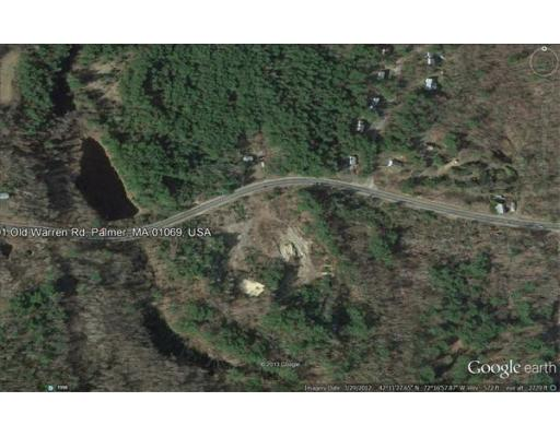 Land for Sale at 395 Old Warren Road Palmer, Massachusetts 01069 United States