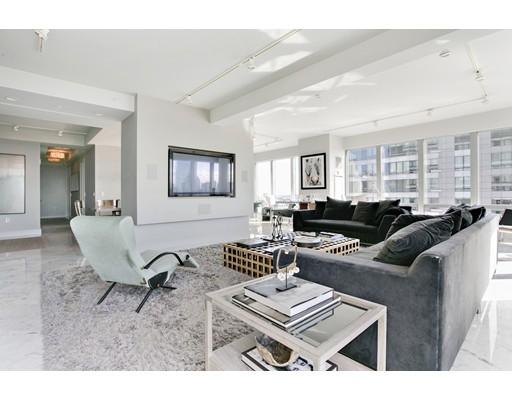 Condominium/Co-Op for sale in Ritz Carlton Towers, 25B Midtown, Boston, Suffolk