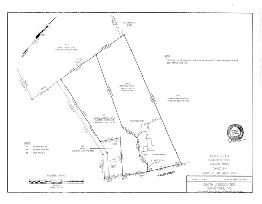 Land for Sale at 329 Fuller Street 329 Fuller Street Ludlow, Massachusetts 01056 United States