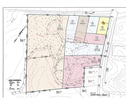 土地 为 销售 在 1 Crow Lane Newburyport, 马萨诸塞州 01950 美国
