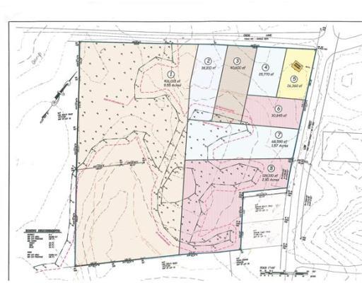 土地 为 销售 在 3 Crow Lane Newburyport, 马萨诸塞州 01950 美国