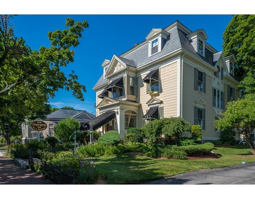 Multi-Family Home for Sale at 284 Lafayette Street 284 Lafayette Street Salem, Massachusetts 01970 United States