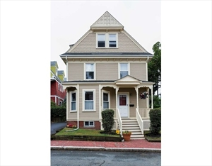 10 Cleveland St  is a similar property to 23 Perry St  Cambridge Ma