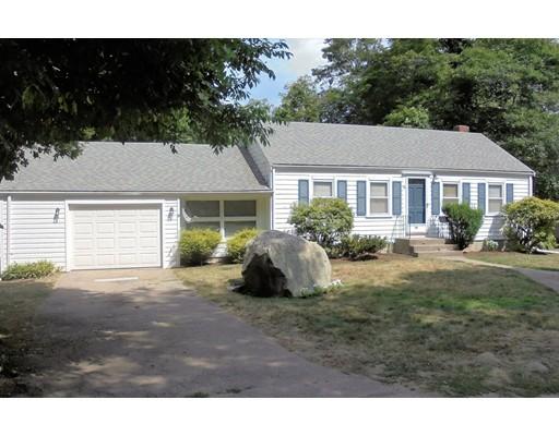 独户住宅 为 销售 在 29 Warren Avenue 29 Warren Avenue 伦道夫, 马萨诸塞州 02368 美国