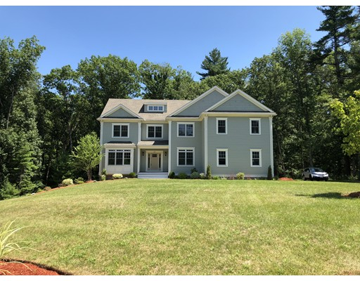 Single Family Home for Sale at 240 Hanover Road 240 Hanover Road Carlisle, Massachusetts 01741 United States