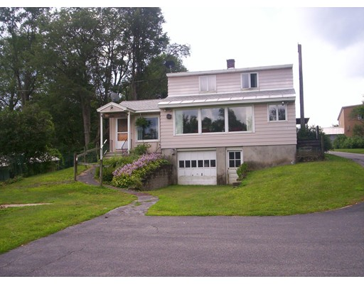 Single Family Home for Sale at 172 Peru Road Hinsdale, Massachusetts 01235 United States