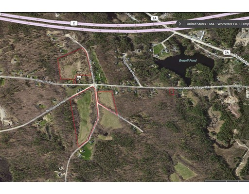 Land for Sale at Address Not Available Templeton, Massachusetts 01468 United States