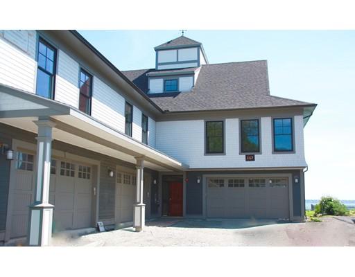 共管式独立产权公寓 为 销售 在 267 Humphrey Street 斯瓦姆斯柯特, 马萨诸塞州 01907 美国