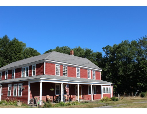 Multi-Family Home for Sale at 828 Brattleboro Road Bernardston, Massachusetts 01337 United States