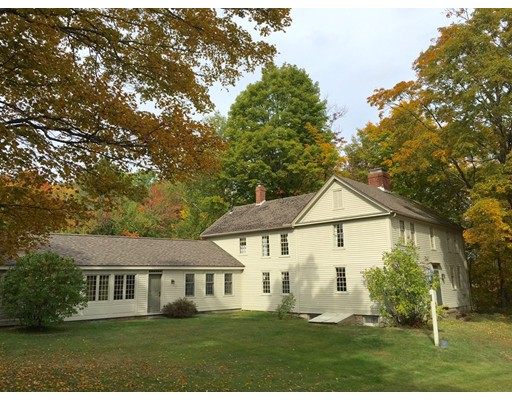 Single Family Home for Sale at 624 Cricket Hill Road Conway, Massachusetts 01341 United States
