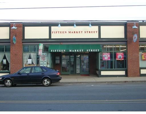 联栋屋 为 出租 在 15 Market Street #4 15 Market Street #4 伊普斯维奇, 马萨诸塞州 01938 美国