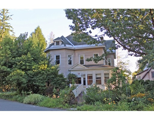 Single Family Home for Sale at 18 Highland Avenue 18 Highland Avenue Greenfield, Massachusetts 01301 United States