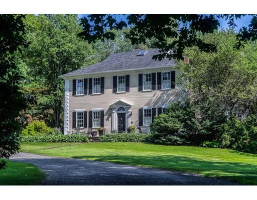 独户住宅 为 销售 在 195 Jacob Street Seekonk, 马萨诸塞州 02771 美国