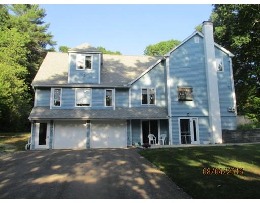 Casa Unifamiliar por un Venta en 51 Parmenter Road Oakham, Massachusetts 01068 Estados Unidos