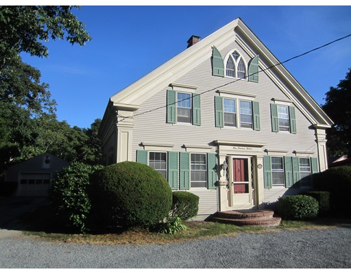 Casa Unifamiliar por un Venta en 111 Old Main Street Yarmouth, Massachusetts 02664 Estados Unidos