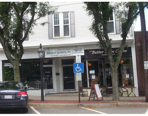 Commercial for Sale at 23 Central Square Bridgewater, Massachusetts 02324 United States