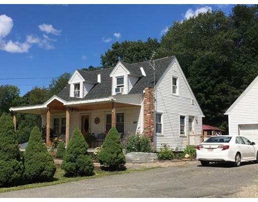 Single Family Home for Sale at 60 Main Street Goshen, Massachusetts 01032 United States