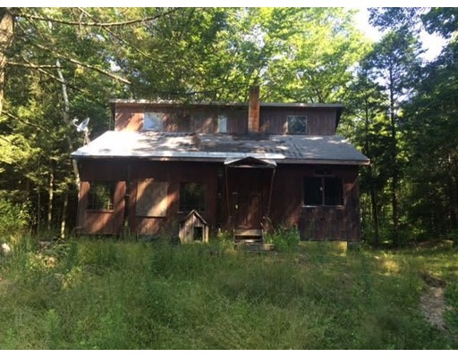 Single Family Home for Sale at 47 Stone Road Wendell, Massachusetts 01379 United States