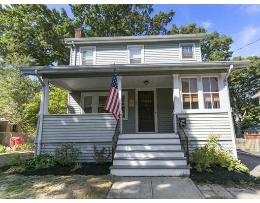 269  Harvard Street,  Quincy, MA
