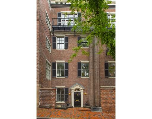 Casa Unifamiliar por un Alquiler en 7 Willow Street Boston, Massachusetts 02108 Estados Unidos