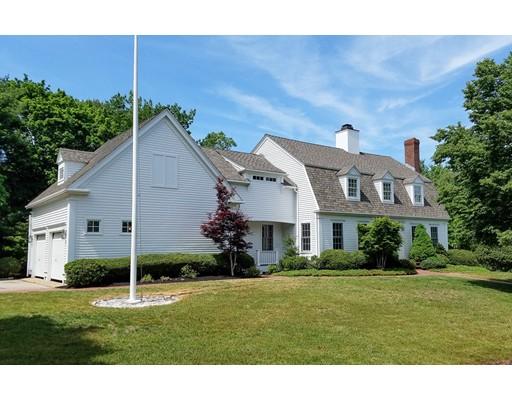 独户住宅 为 出租 在 4 Christmas Tree Way 达克斯伯里, 马萨诸塞州 02332 美国