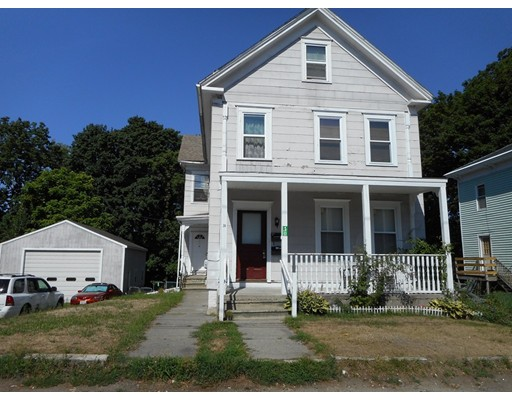 Multi-Family Home for Sale at 38 West Street 38 West Street Clinton, Massachusetts 01510 United States