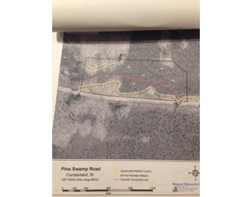 Земля для того Продажа на 170 Pine Swamp Road 170 Pine Swamp Road Cumberland, Род-Айленд 02864 Соединенные Штаты