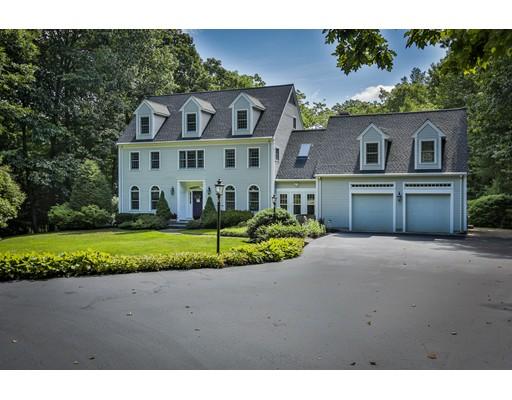 واحد منزل الأسرة للـ Sale في 389 Sterling Road Holden, Massachusetts 01520 United States