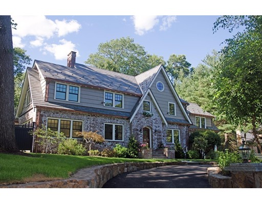 Single Family Home for Sale at 15 Old Town Road Wellesley, Massachusetts 02481 United States