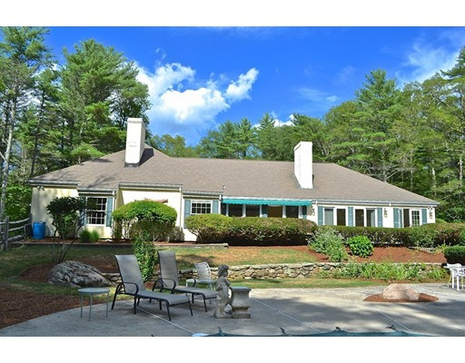 Maison unifamiliale pour l Vente à 25 Hammetts Cove Road Marion, Massachusetts 02738 États-Unis