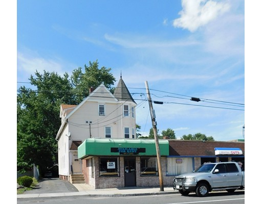 Commercial for Rent at 88 Westfield Street 88 Westfield Street West Springfield, Massachusetts 01089 United States