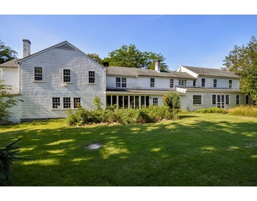 Single Family Home for Sale at 237 Old Main Road Falmouth, Massachusetts 02556 United States