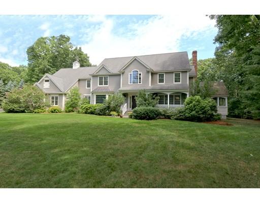 Single Family Home for Sale at 24 Thornberry Lane 24 Thornberry Lane Sudbury, Massachusetts 01776 United States