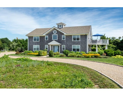 Casa Unifamiliar por un Venta en 96 Edgartown Bay Road Edgartown, Massachusetts 02539 Estados Unidos