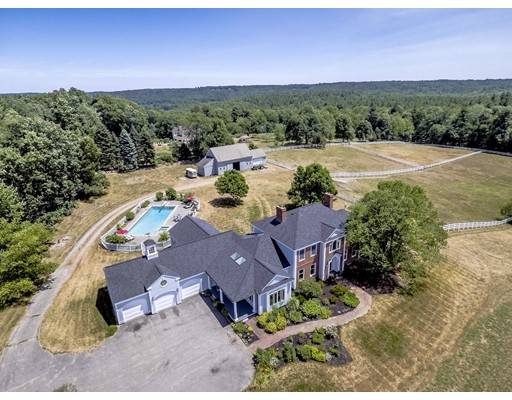 Single Family Home for Sale at 199 Still River Road Harvard, Massachusetts 01451 United States