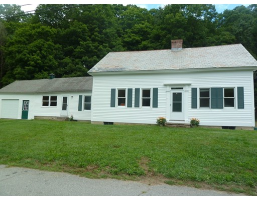 Single Family Home for Sale at 24 Factory Hollow Road Greenfield, Massachusetts 01301 United States