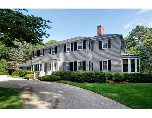 Single Family Home for Sale at 390 Eel River Barnstable, Massachusetts 02655 United States