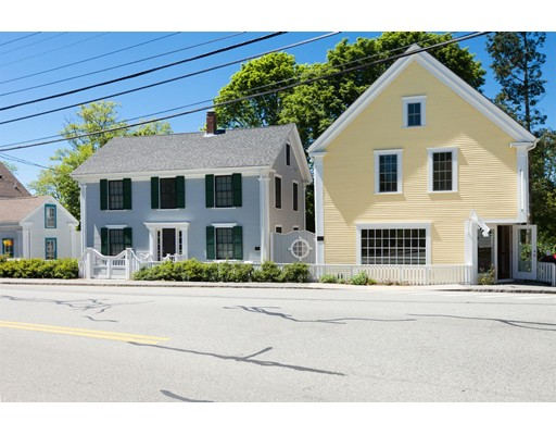 Casa Multifamiliar por un Venta en 230 Main Street 230 Main Street Wellfleet, Massachusetts 02667 Estados Unidos